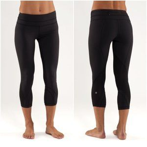 Lululemon Run Inspire Crop II Leggings